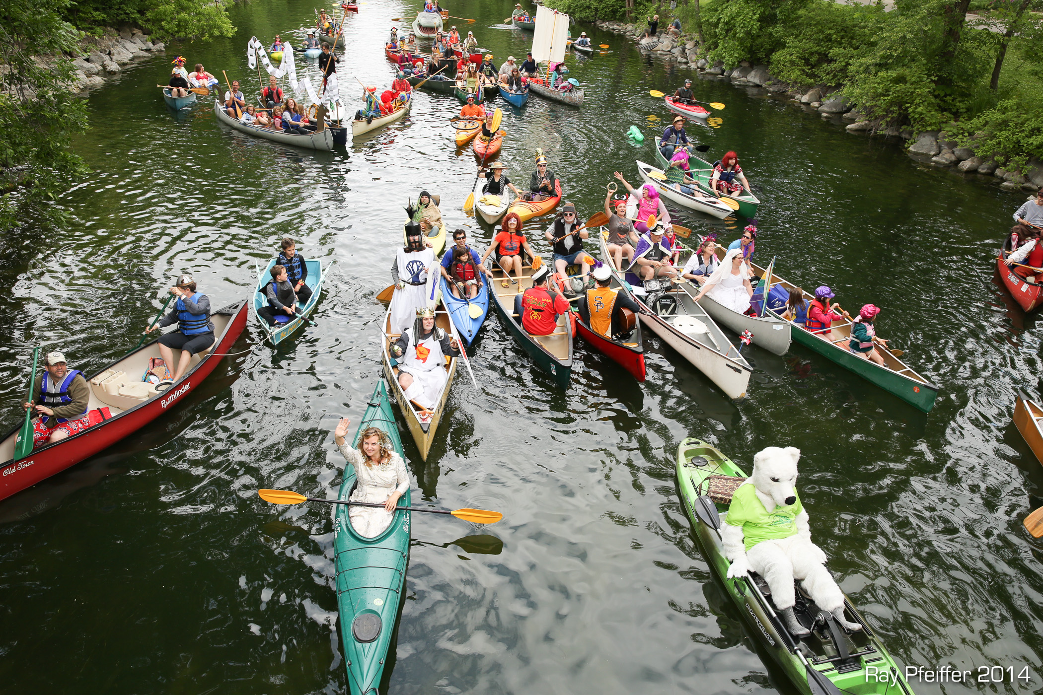The 2014 Fools Flotilla